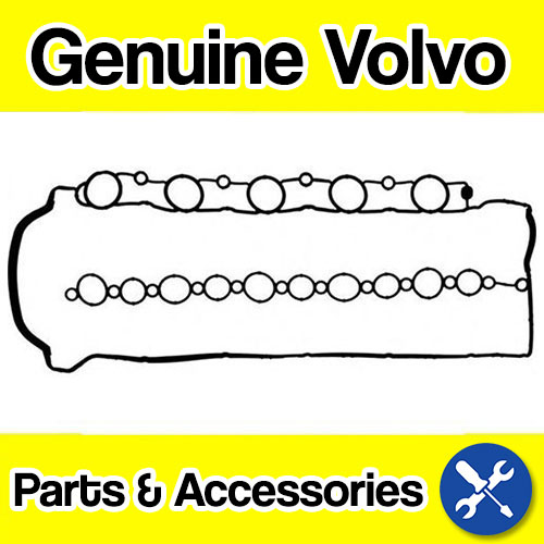 VOLVO XC90 Mk1 2.4D Rocker Cover Gasket 02 To 06 D5244T BGA Qualité Remplacement
